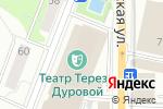 Схема проезда до компании УЧЕБНЫЙ ЦЕНТР IDEA SCHOOL в Москве