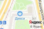 Схема проезда до компании О.Н.Е.С. Консалтинг в Москве