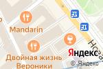 Схема проезда до компании Есенин в Москве