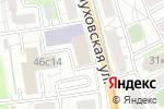 Схема проезда до компании Par Production в Москве