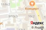Схема проезда до компании Систем Бизнес Солюшнз в Москве