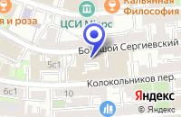 Схема проезда до компании ПРЕДСТАВИТЕЛЬСТВО В МОСКВЕ МЕБЕЛЬНАЯ КОМПАНИЯ ISKU в Москве