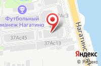 Схема проезда до компании Магистраль-Сервис в Москве