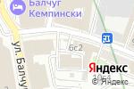 Схема проезда до компании Монастырская лавка в Москве