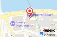 Схема проезда до компании М. Банников в Москве