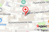 Схема проезда до компании Смарт Тим Сервис в Москве