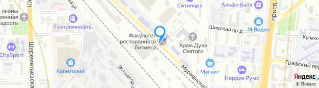 Мурманский проезд