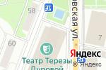 Схема проезда до компании Ланцер в Москве