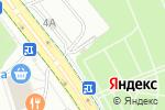 Схема проезда до компании Шиномонтажная мастерская на Юрловском проезде в Москве