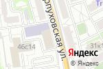 Схема проезда до компании ЭГИДА в Москве