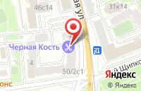 Схема проезда до компании Анстаппабл в Москве