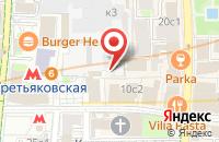 Схема проезда до компании Ск-Лазурит в Москве