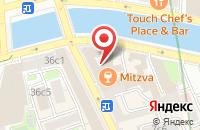 Схема проезда до компании Вел Спорт в Москве