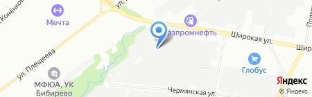 21 век на карте Москвы