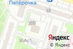 Схема проезда до компании Школа актерского мастерства в Москве