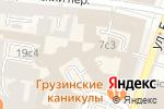 Схема проезда до компании Чайна Лайн в Москве