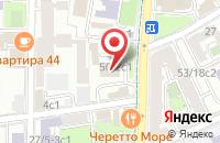 Схема проезда до компании Мсд в Москве