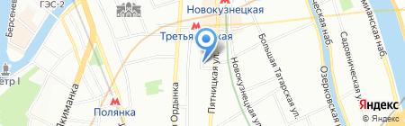 Синко-Лейт на карте Москвы