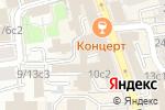 Схема проезда до компании Green Mama в Москве
