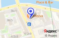 Схема проезда до компании КИНОКОМПАНИЯ МЕНТОР СИНЕМА в Москве