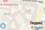 Схема проезда до компании Авиа-Вояж К в Москве