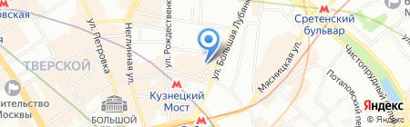 ТОМС инжиниринг на карте Москвы