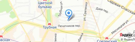 ГлавСтрахКонтроль на карте Москвы