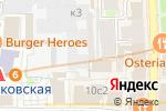 Схема проезда до компании China National Cargo в Москве