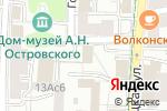 Схема проезда до компании Виналайт в Москве