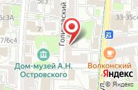Схема проезда до компании Компания Стс Изоляция в Москве