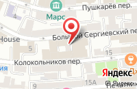 Схема проезда до компании Творческая Мастерская Тслп в Москве
