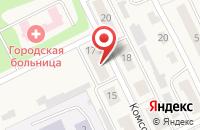 Схема проезда до компании Магазин в Советске