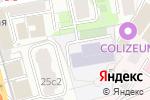 Схема проезда до компании AnnaVoilok.ru в Москве