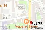 Схема проезда до компании Чеховский посад в Москве