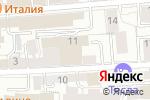 Схема проезда до компании КБ СИНКО-БАНК в Москве