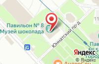 Схема проезда до компании Дом Сказок «Жили-Были» в Москве