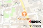 Схема проезда до компании Чугунный мост в Москве
