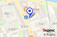 Схема проезда до компании ОПТОВАЯ ФИРМА ТДЧ в Москве