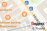 Схема проезда до компании 1-я транспортная компания в Москве