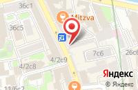 Схема проезда до компании LeBuff best choice в Москве