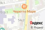 Схема проезда до компании Дабур в Москве
