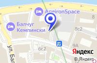 Схема проезда до компании КБ СУДОСТРОИТЕЛЬНЫЙ БАНК в Москве