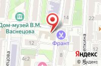 Схема проезда до компании Международный Институт Рекламы в Москве