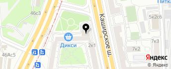 ArsenalAvto на карте Москвы