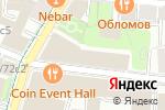 Схема проезда до компании Сафмар в Москве
