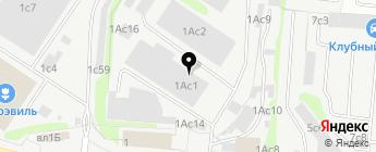 ФУРГОН-КОМПЛЕКТ на карте Москвы