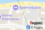 Схема проезда до компании WebSirop в Москве