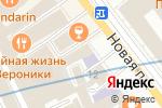 Схема проезда до компании РГО в Москве