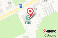 Схема проезда до компании Советская городская библиотека в Советске