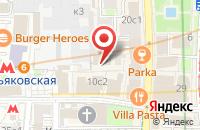 Схема проезда до компании Энергопроминвест в Москве